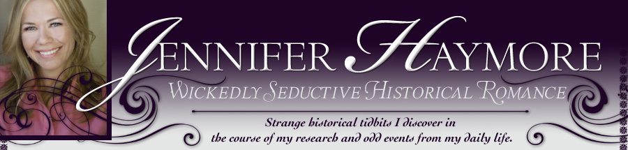 Jennifer Haymore :: Wickedly Seductive Historical Romance